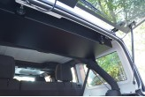 JKVault - Concealed Rear Overhead Locking Storage
